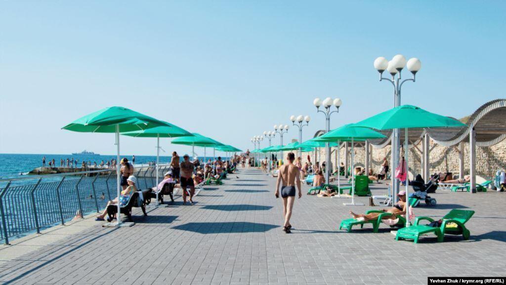Набережна в Севастополі