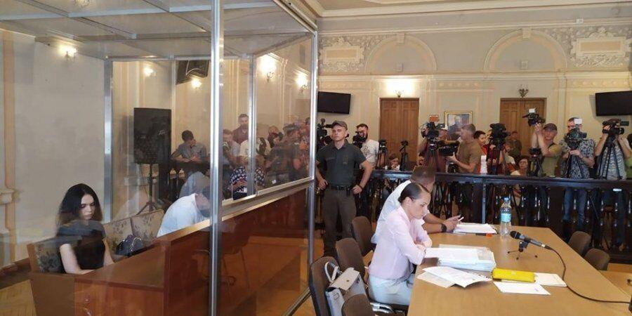 Заседание апелляционного суда
