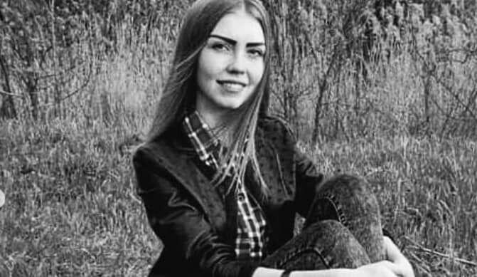 17-летняя Диана Хриненко