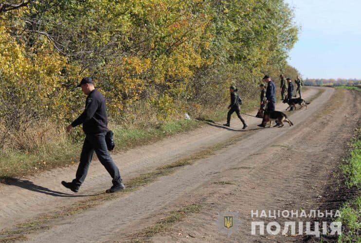 Правоохранители обыскали всю деревню и прилегающие территории