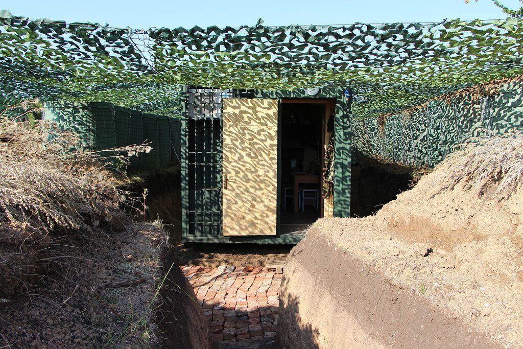 Житлові модулі для захисників України