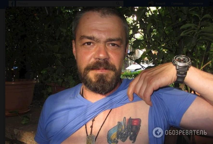 """Віталій Олешко (""""Сармат"""")"""