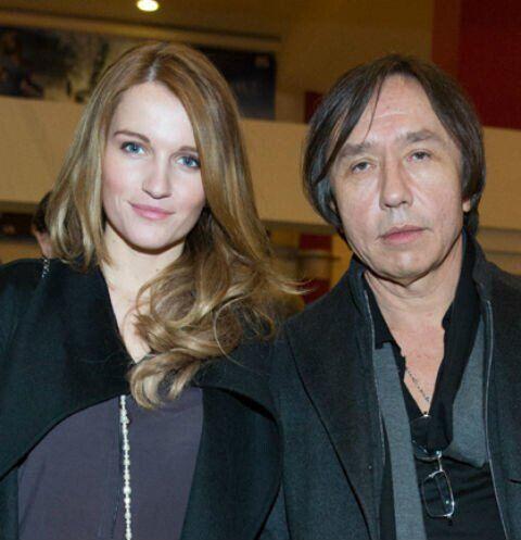 Ренат Давлетьяров з молодою дружиною