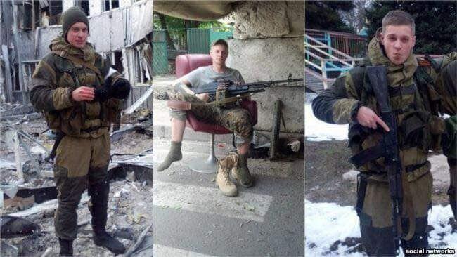Боевик Роман Джумаев не скрывал, что воюет на стороне террористов