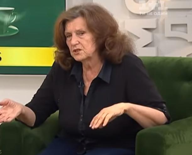 Ольга Михайловна Кузьменко