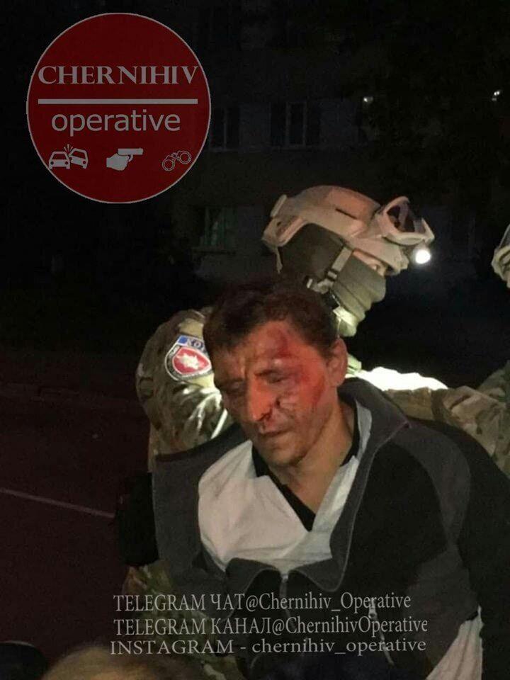 У Чернігові вбили двох людей заради автомобіля