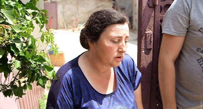 Мати заарештованого Миколи Тарасова, Марія