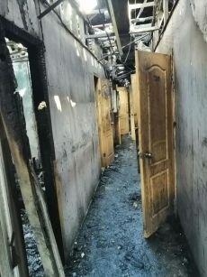Після пожежі