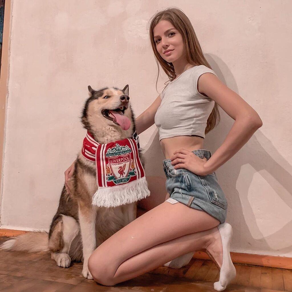 Мария Бобровна