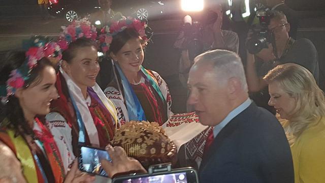 Жена Нетаньяху устроила скандал и пренебрегла украинской традицией