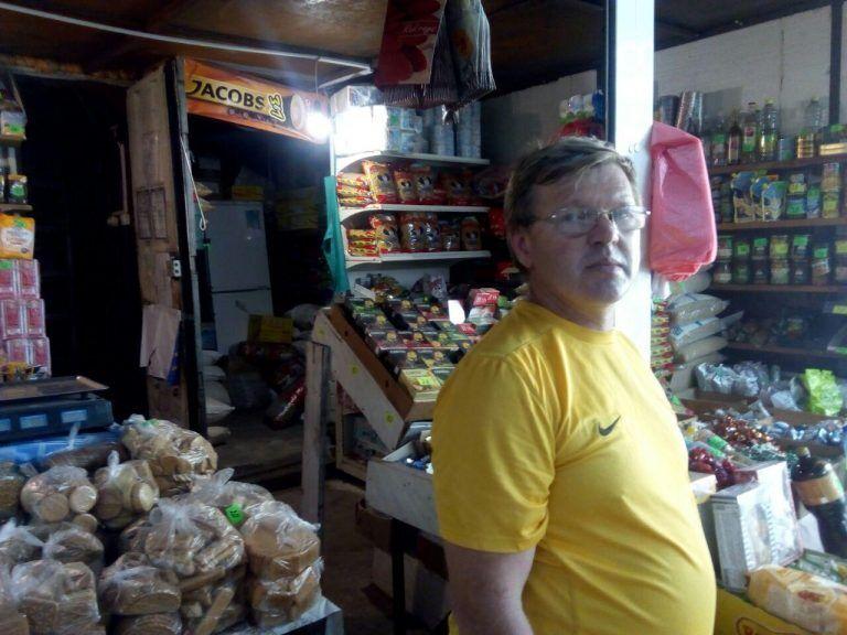Батько Миколи Тарасова, Геннадій