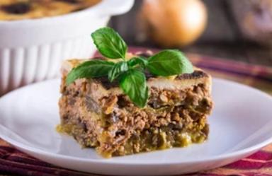 Рецепт дуже смачної балканської страви з кабачками