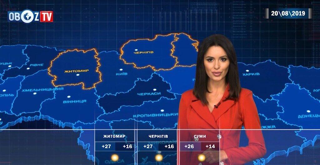 В Украине снова жара до +32: прогноз погоды на 20 августа от ObozTV
