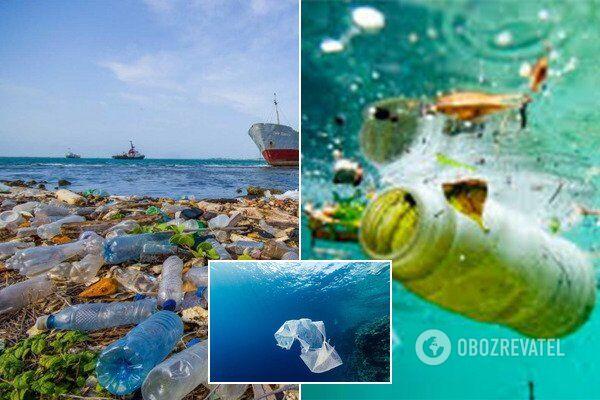 На 1 кв. кілометр площі Чорного моря припадає 90 сміттєвих предметів