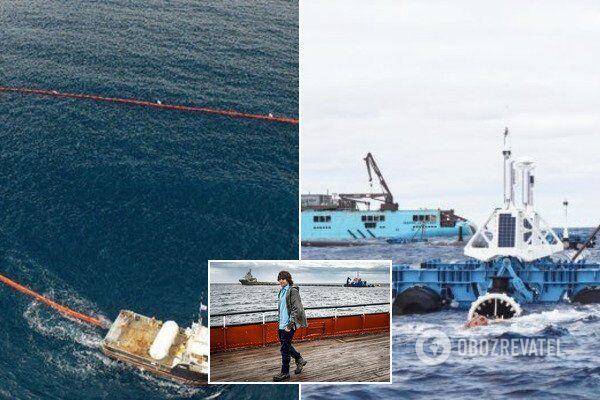 Система Ocean Cleanup майже підібралася до повного вирішення глобальної проблеми пластикових відходів в океані