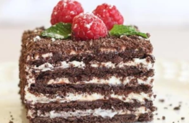 Простий рецепт, як приготувати смачний шоколадний торт
