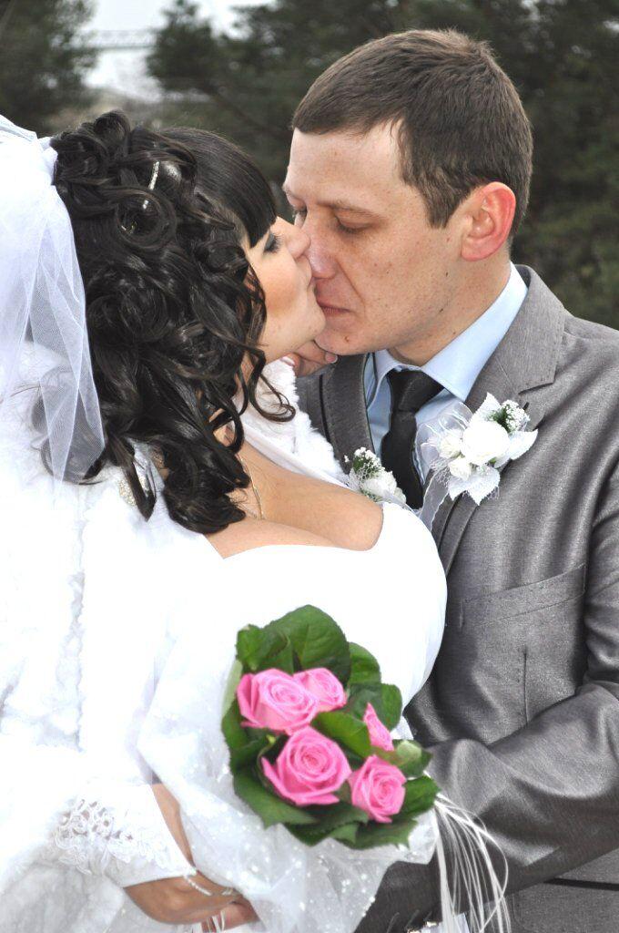 Ніна з чоловіком