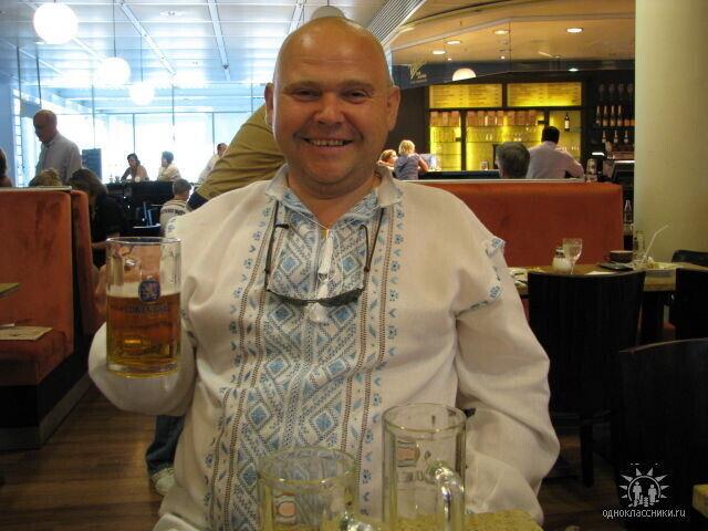 Александр Головач на отдыхе