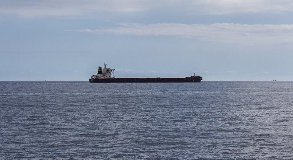 """Пограничники задержали танкер """"Мрия"""" - """"Тефин"""""""