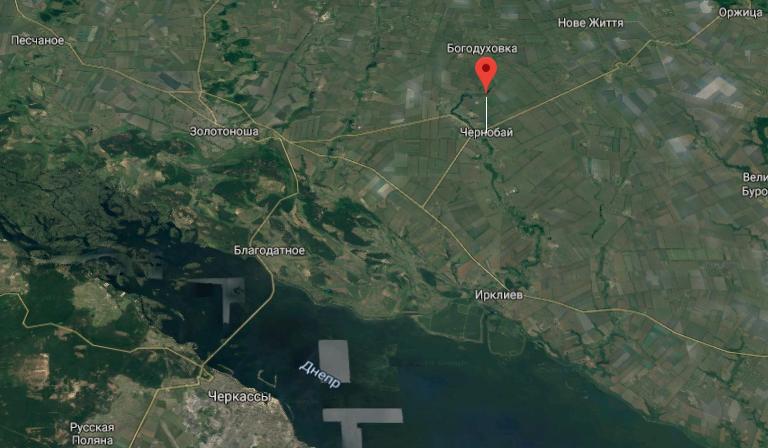 ДТП трапилася на виїзді із селища Чорнобай