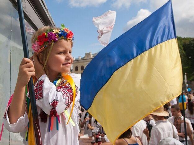 День Независимости в Запорожье