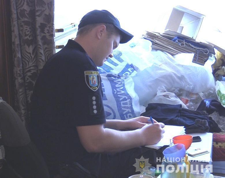 У Києві місцевий мешканець посварився зі своєю дружиною