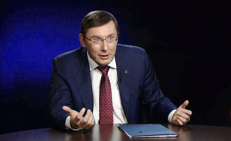 """Луценко рассказал о шутках """"Квартала"""" про него"""