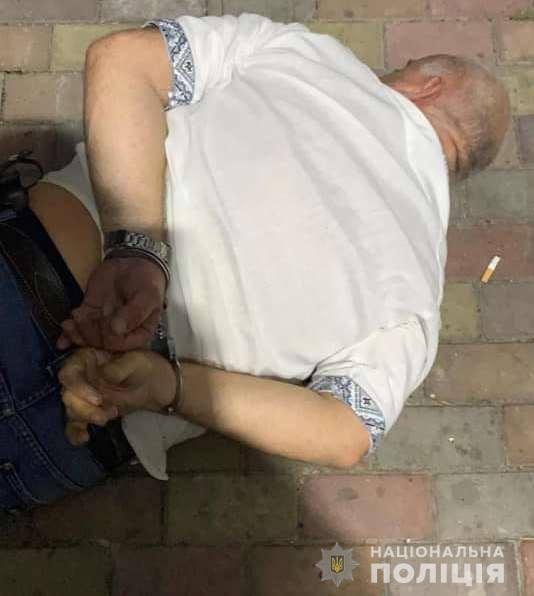 Затримання колишнього чоловіка Надії Головач