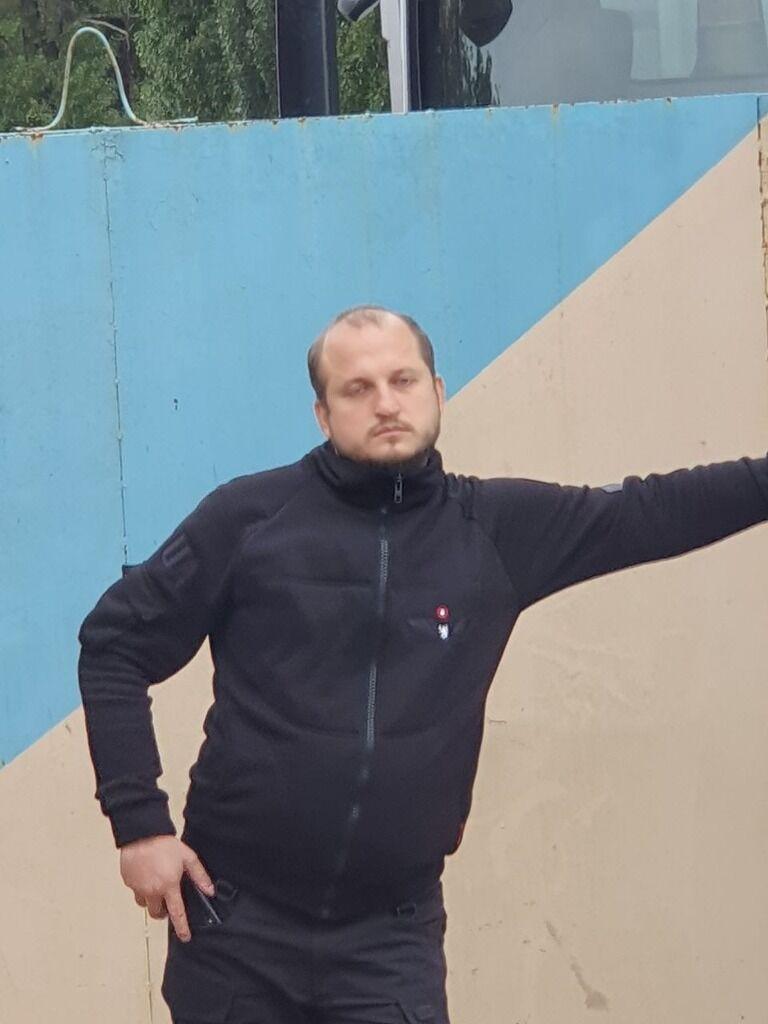 """Сергій Лещенко (""""Лєший"""")"""