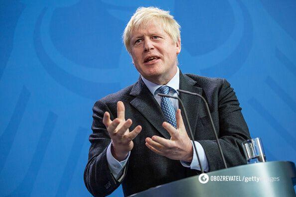 Джонсон висловився проти повернення Росії