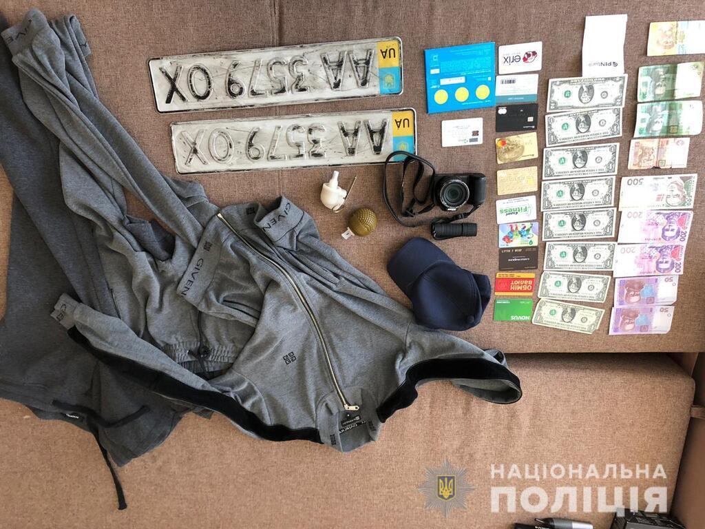 Полиция задержала опасную банду