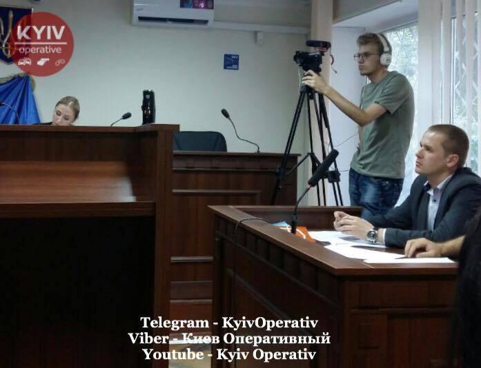 Суд у справі стрілянини в Голосієво