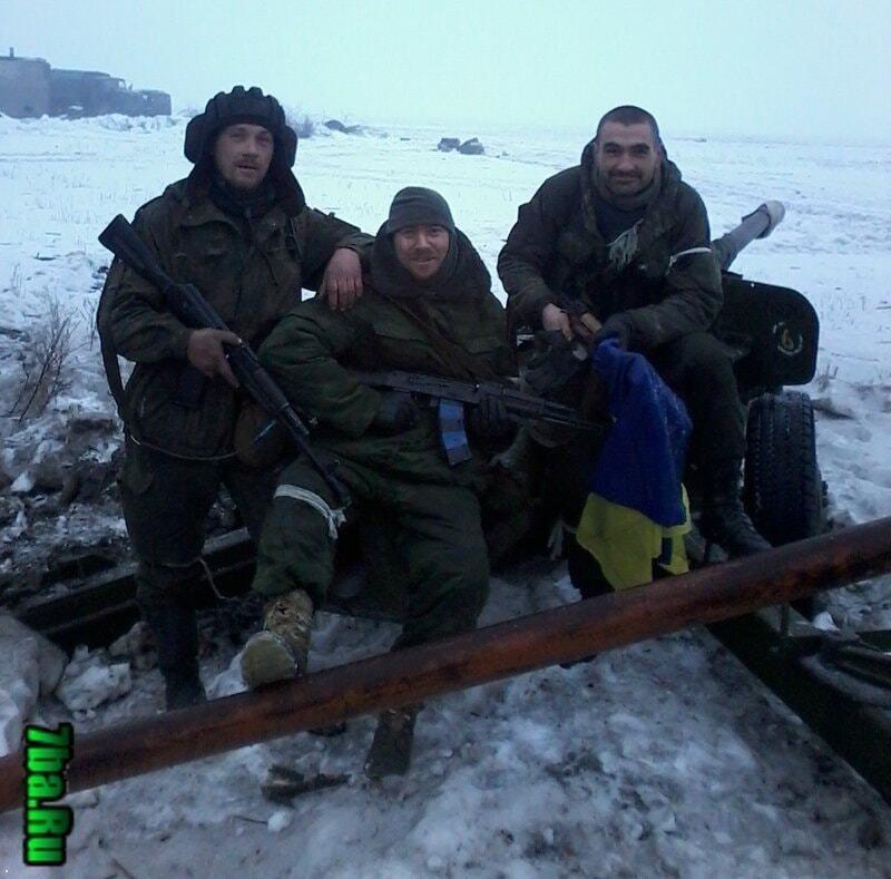 """Терорист """"ДНР"""" воював проти армії України"""