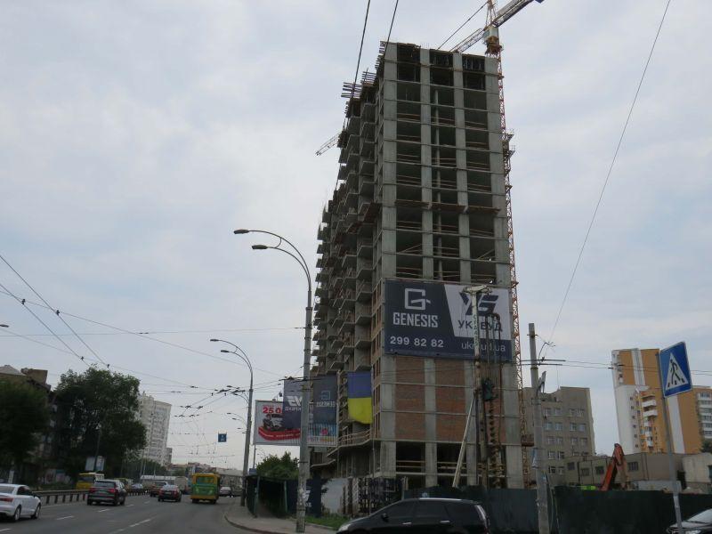 Компания Микитася строит здание на университетской земле