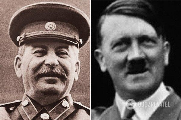 Сталін і Гітлер