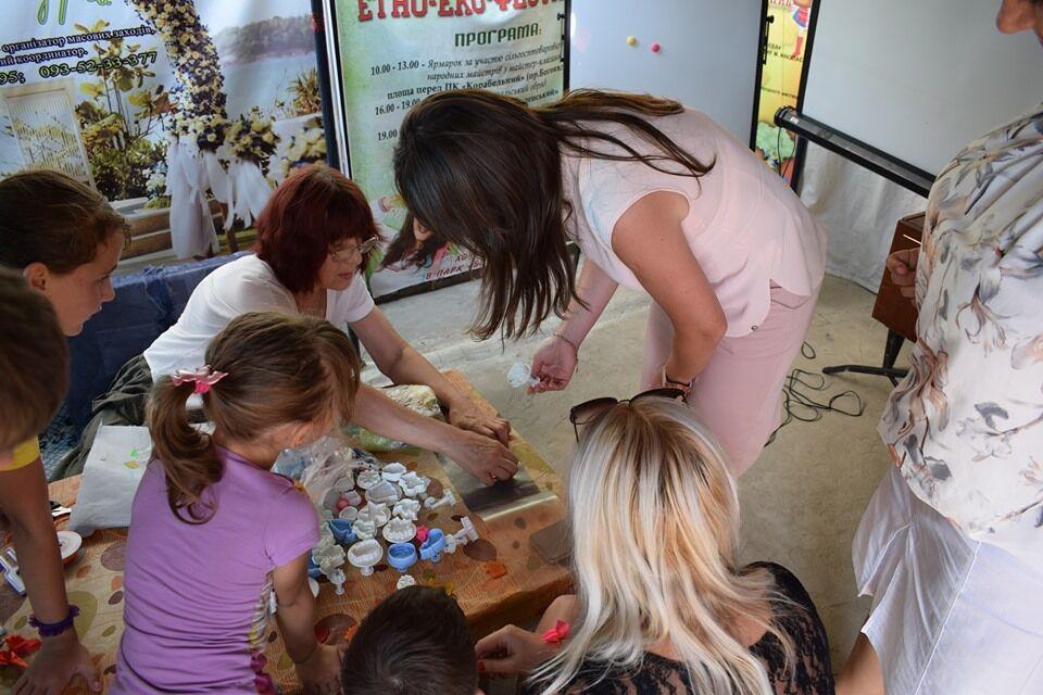 Николаевские участники АТО при поддержке ОГА открыли Центр семейного отдыха