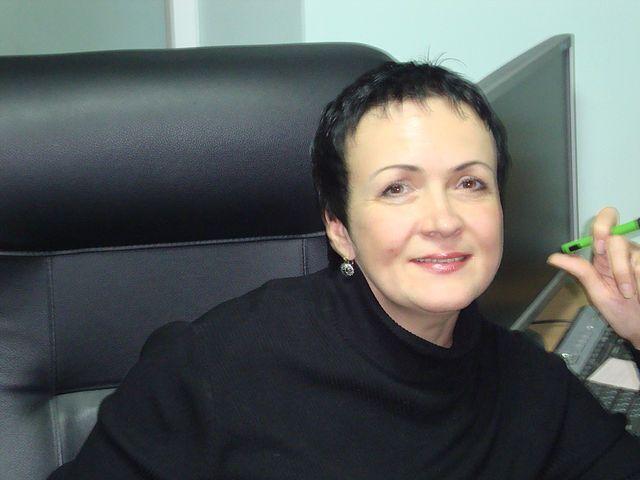 Надія Головач