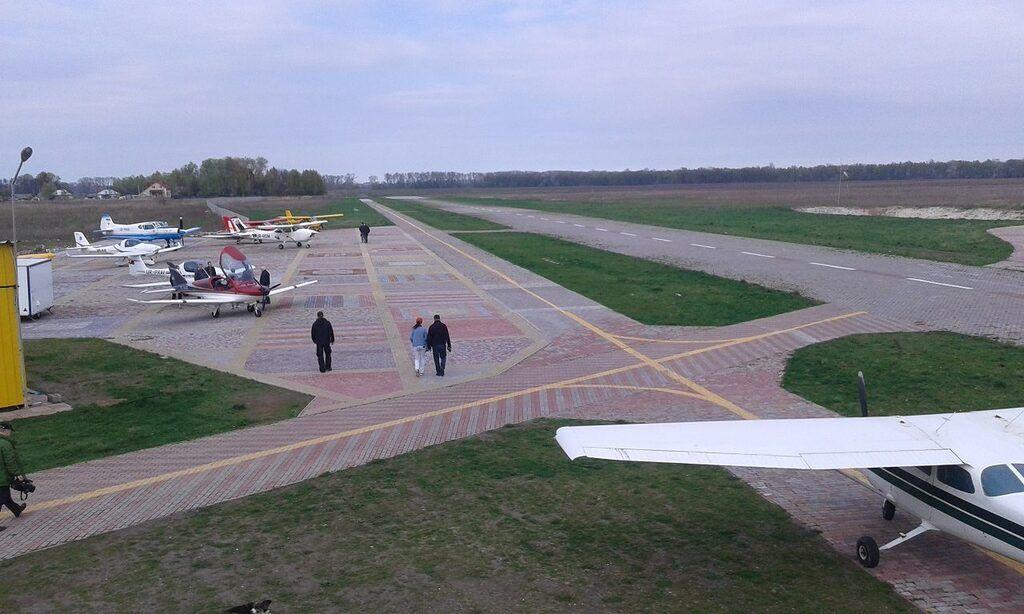 Аеродром у Гоголеві