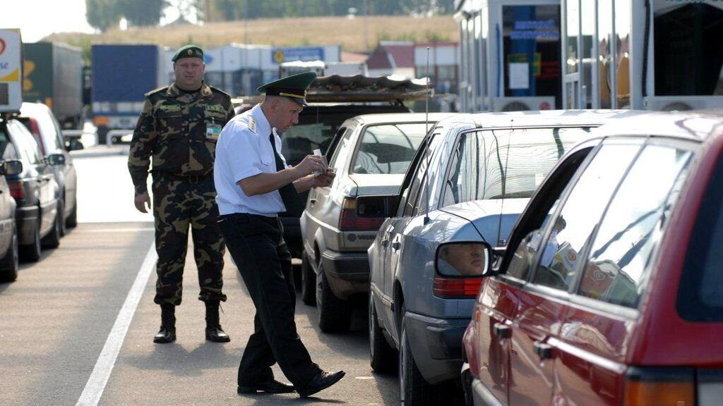 Евробляхеров будет штрафовать как ГФС, так и полиция
