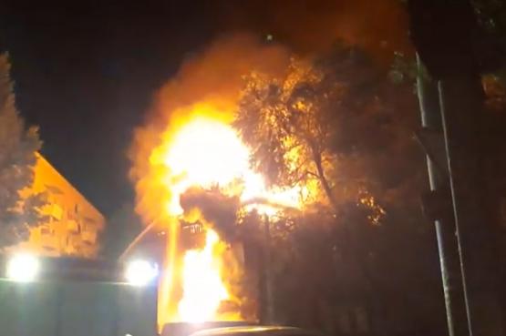 У Росії в житловому будинку заживо згоріли люди
