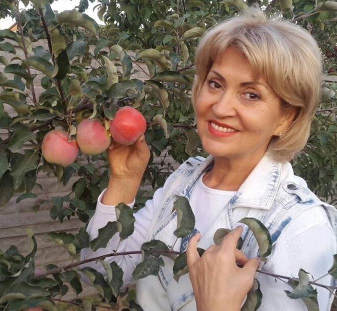 59-річна Лілія Сопельник