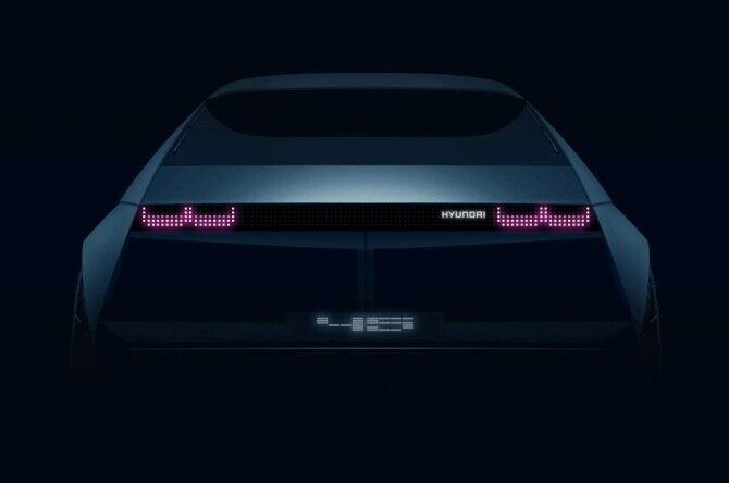 Hyundai представит новый электрокар в стиле ретро: в сеть попали первые фото