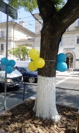 Новости Крымнаша. Жовто-синій стяг майорітиме над Кримом і Донбасом!