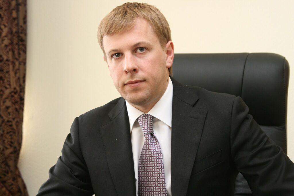 Депутат Віталій Хомутинник