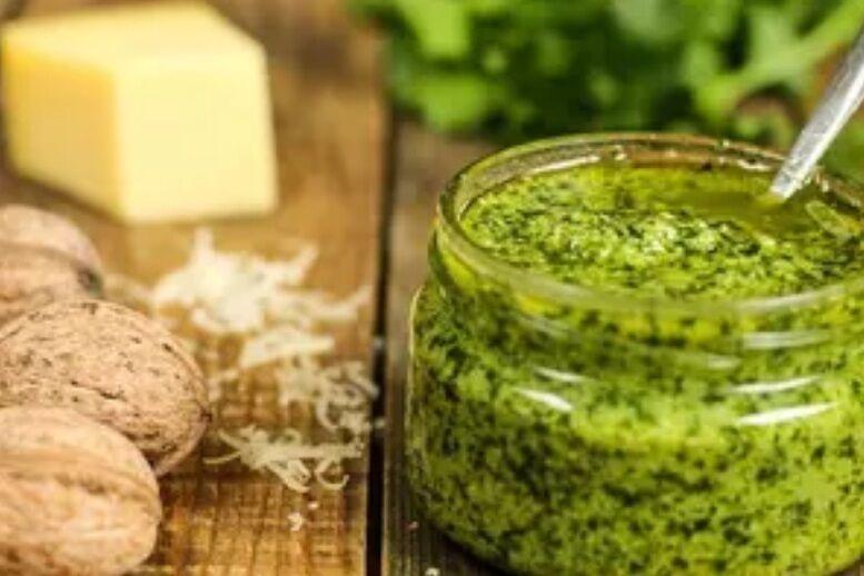 Рецепт дивовижно смачного соусу з кабачків