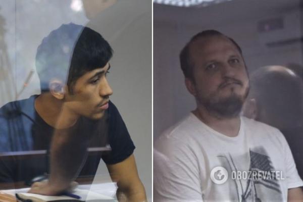Акбар Магнієв і Сергій Лещенко