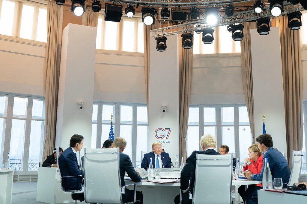 Россию не вернут в G8