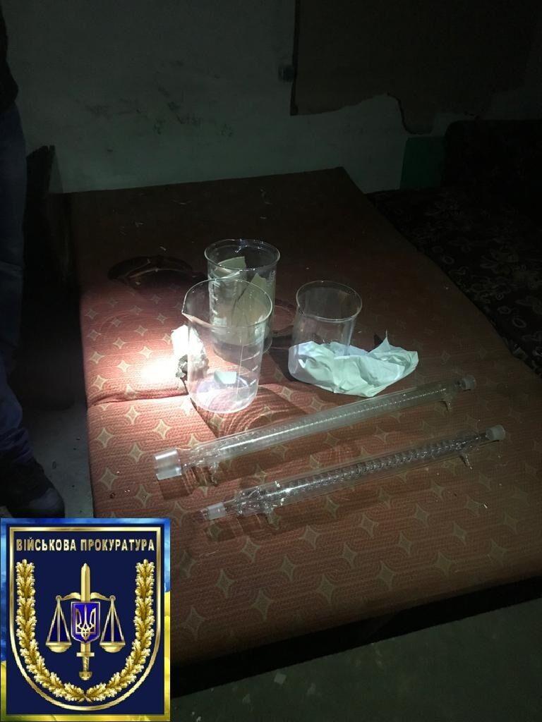 Затримання наркоторговців