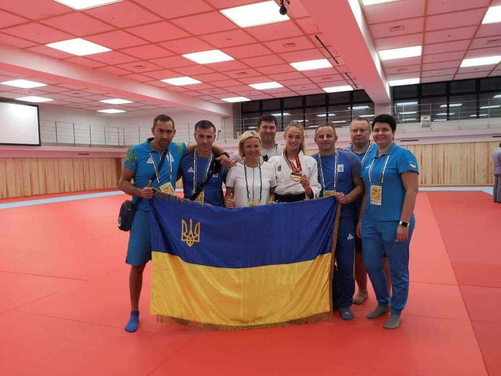 Украинка Белодед с рекордом выиграла ЧМ по дзюдо