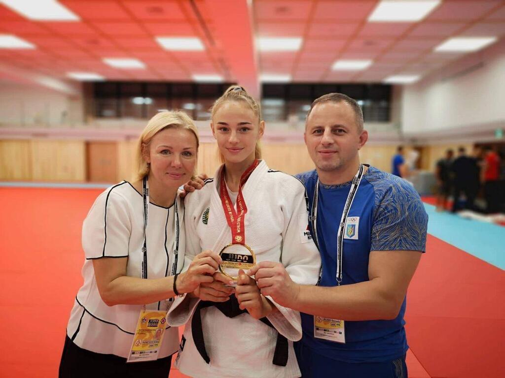 Українка Білодід з рекордом виграла ЧС з дзюдо